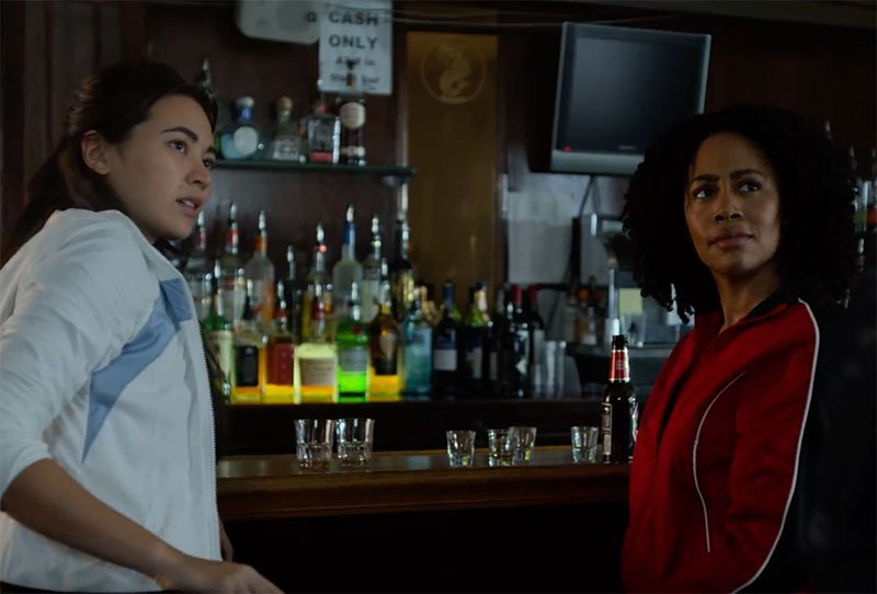 Luke Cage: Misty Knight & Colleen Wing Team Up in Season 2 Clip