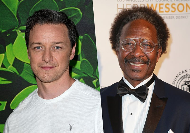 James McAvoy & Clarke Peters Join His Dark Materials Series