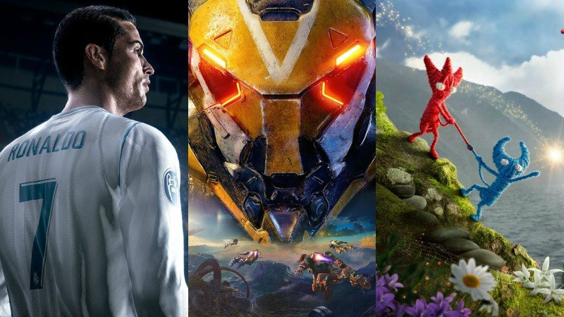 EA Play 2018 Trailers Including Battlefield V, Anthem, and More!