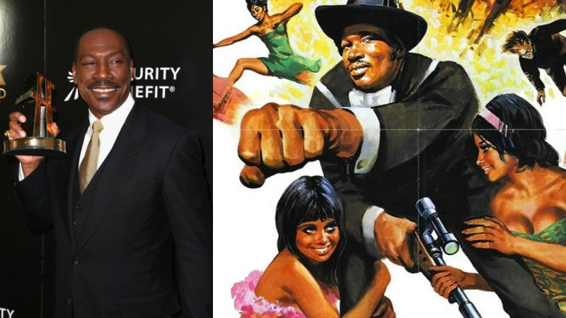 Eddie Murphy to Star in Netflix Film on Rudy Ray Moore