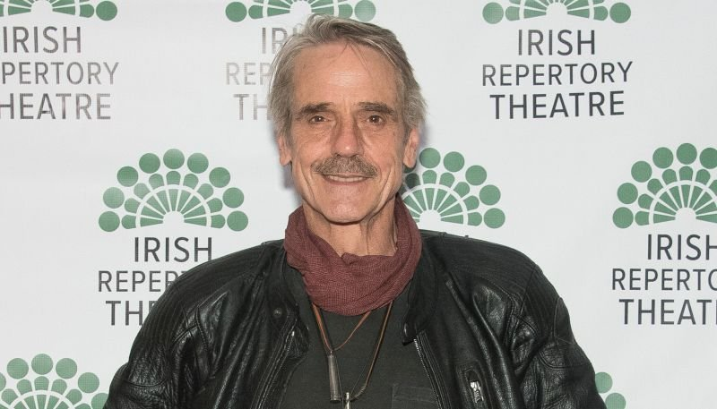 Jeremy Irons Joins the Cast of HBO's WATCHMEN