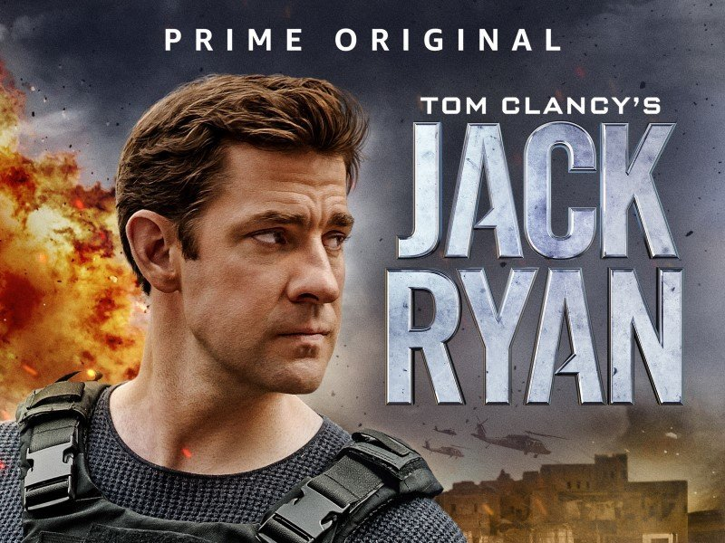 New Jack Ryan Series Trailer and Key Art Debuts