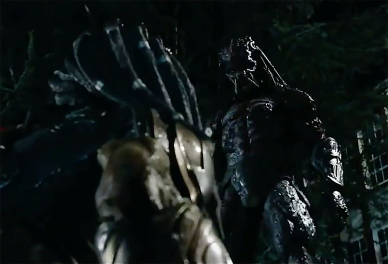 Mega-Predator Revealed in New The Predator TV Spot
