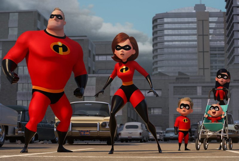 The Incredibles 2 Production Design Team Talks to ComingSoon.net!