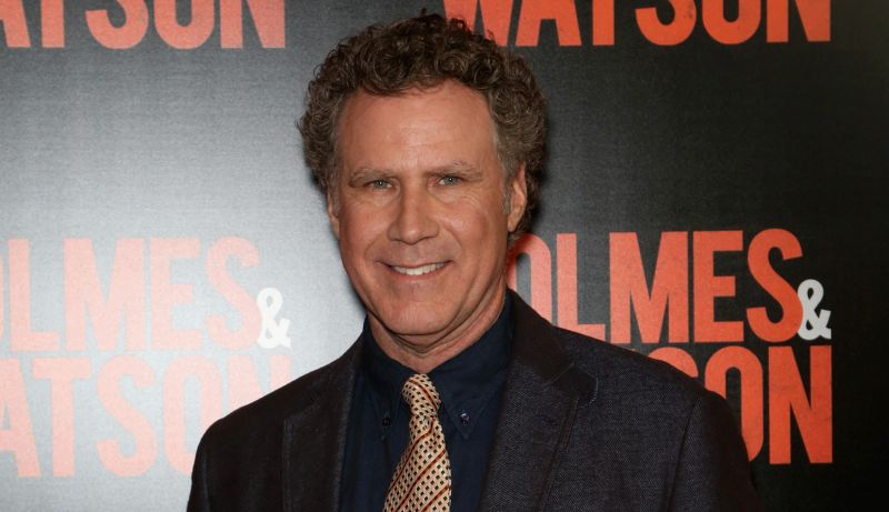 Will Ferrell Is Going to Eurovision for Netflix