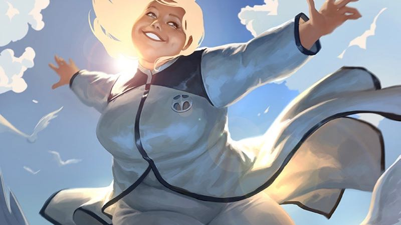 Sony Developing Faith Movie Based on Valiant Comics Character
