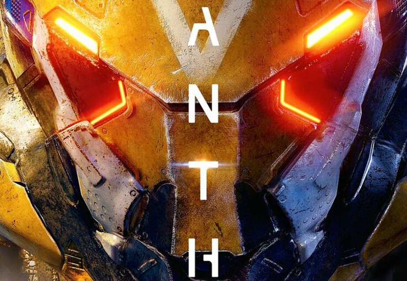Anthem Video Game Key Art Revealed Ahead of EA PLAY Livestream