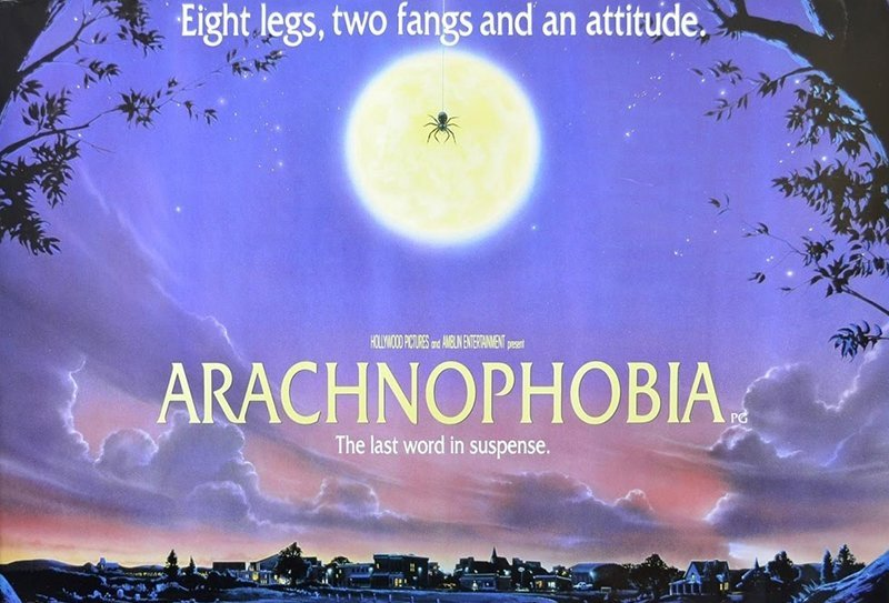 'Arachnophobia' Remake in Works From Steven Spielberg's Amblin, James Wan