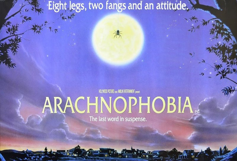 Arachnophobia remake is in the works