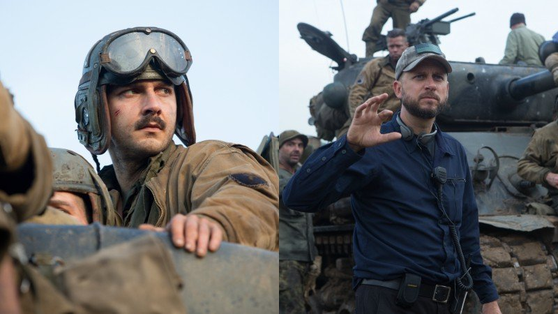 David Ayer and Shia LaBeouf Reunite for Crime Thriller