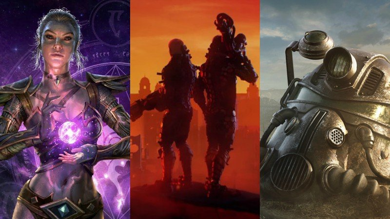 Bethesda E3 Showcase Trailers Including Elder Scrolls VI and More!