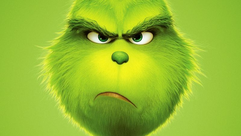 Universal Releases New The Grinch Poster