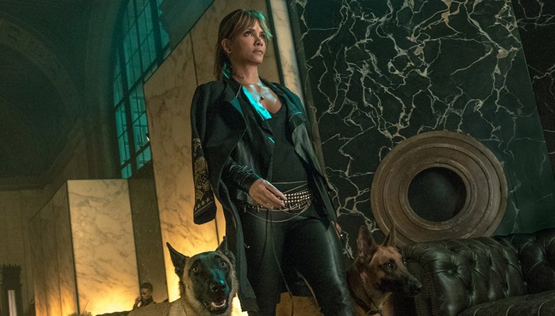 First Look at Halle Berry in John Wick 3