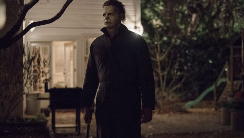 He's coming home. Michael Myers back in new Halloween