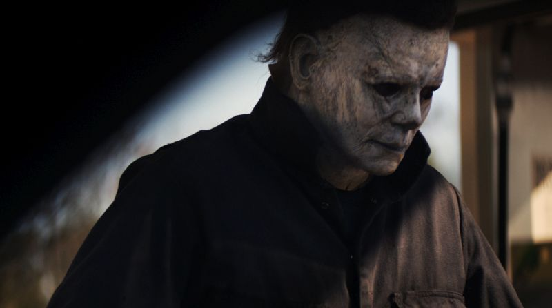 It's here, it's finally here - the first trailer for 'Halloween'