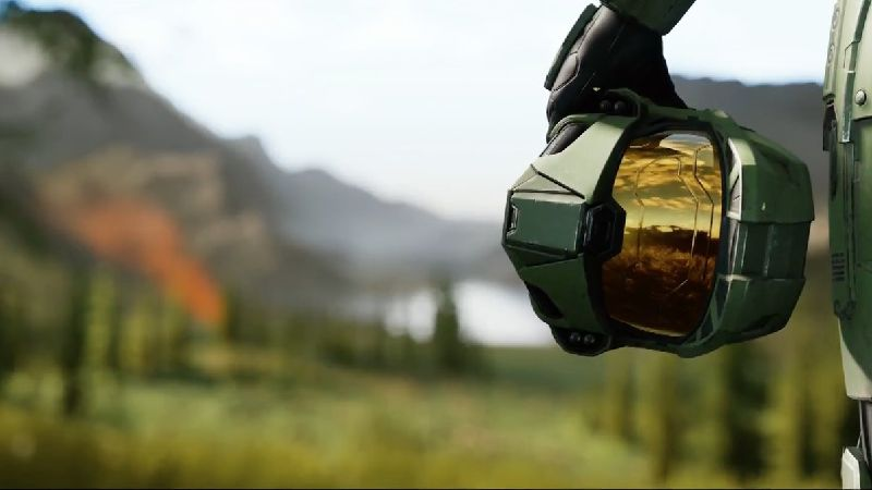 Halo Infinite Announced by Microsoft!
