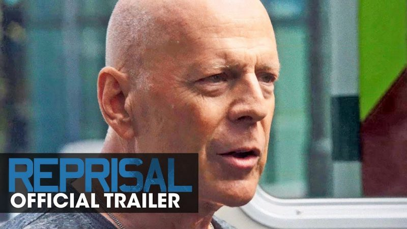 Reprisal Trailer: Bruce Willis and Frank Grillo Team Up