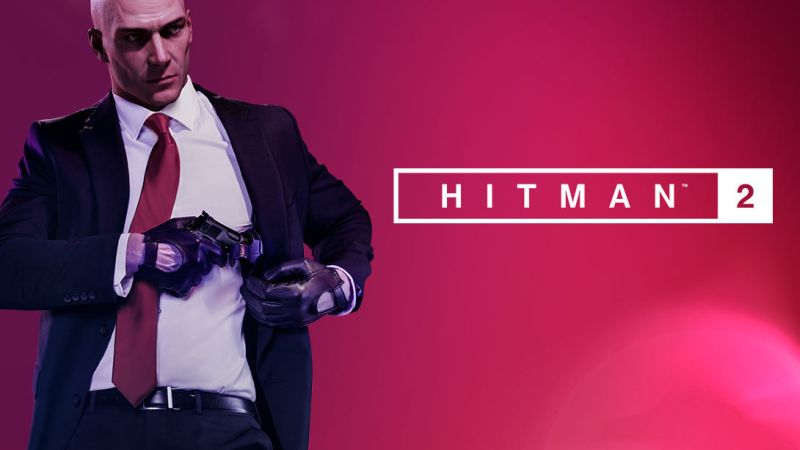 IO Interactive announce Hitman 2
