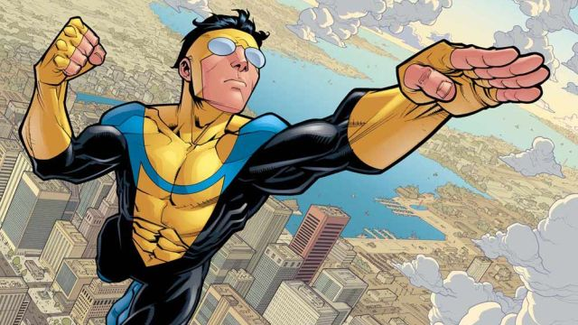 Robert Kirkman's Invincible Greenlit as Animated Series