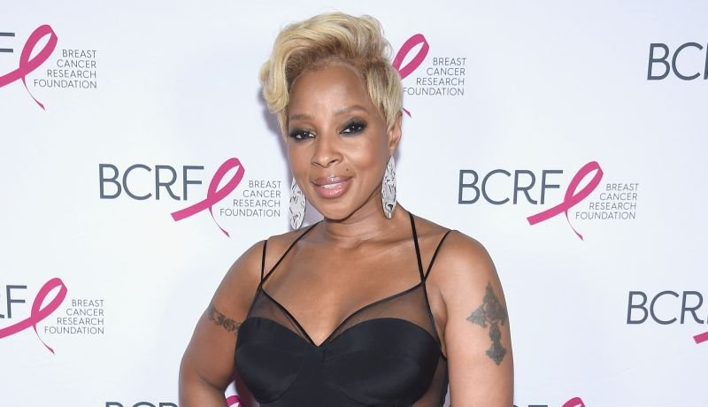 Mary J. Blige Set to Star in Horror-Thriller Body Cam