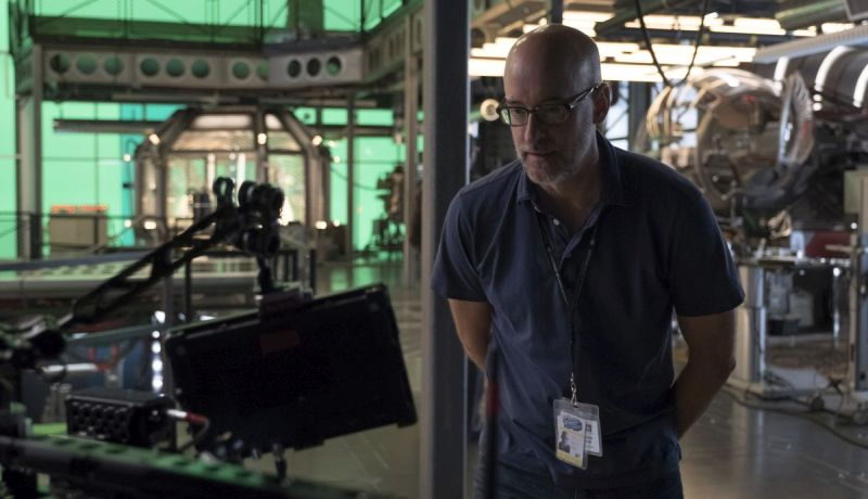Exclusive: Director Peyton Reed on Creating Ant-Man and The Wasp