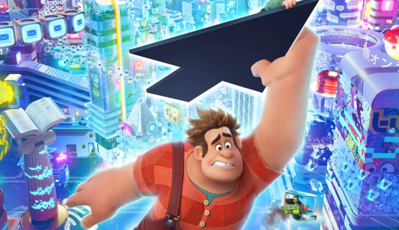 'Ralph Breaks the Internet: Wreck-It Ralph 2' trailer is here