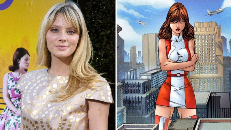 April Bowlby to Play Elasti-Woman in Doom Patrol