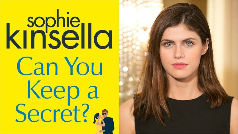 Alexandra Daddario to Lead Can You Keep a Secret Adaptation
