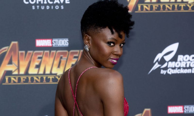 Danai Gurira in Talks for Godzilla vs. Kong, Also Circling Star Trek 4