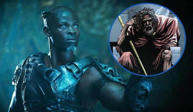 DC's Shazam! Casts Djimon Hounsou in Key Role