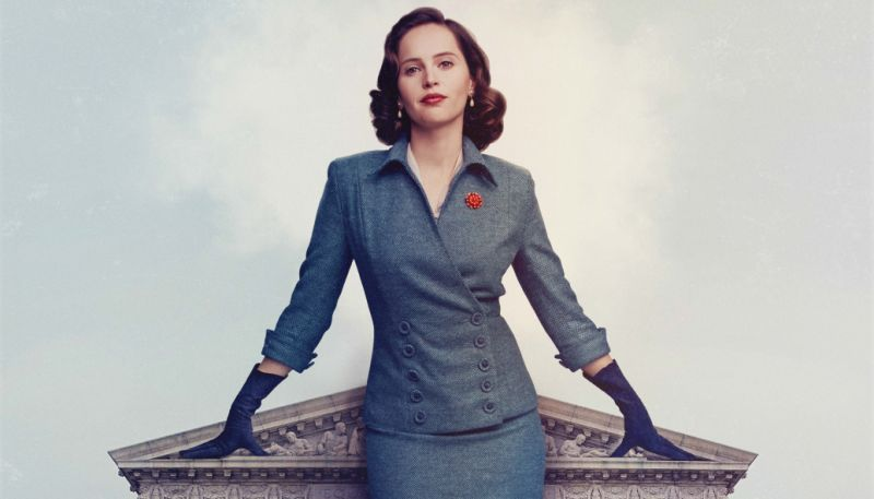 On the Basis of Sex Trailer: Felicity Jones is Ruth Bader Ginsburg