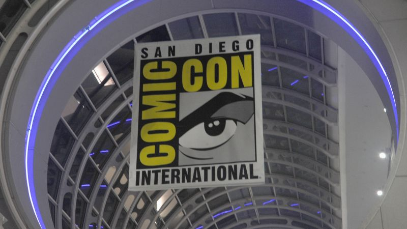 Comic-Con 2018 Schedule for Thursday, July 19