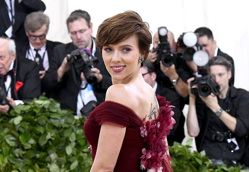 Scarlett Johansson criticised for decision to play transgender man in new biopic
