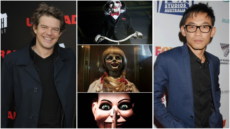 James Wan, Jason Blum Team Up for Killer Doll Movie M3GAN