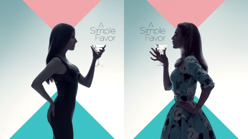 New A Simple Favor Trailer Starring Blake Lively, Anna Kendrick
