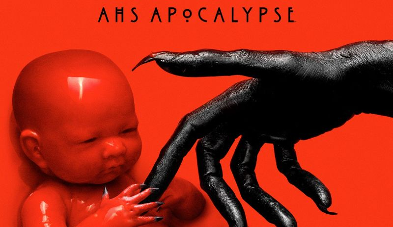 American Horror Story Season 8 title revealed: Apocalypse