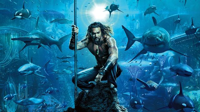 Home is Calling in New Aquaman Poster