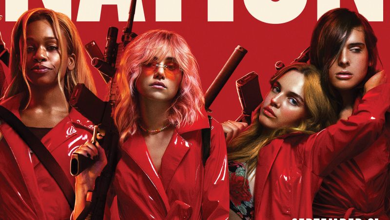 Assassination Nation Red Band Trailer Lost Its Mind