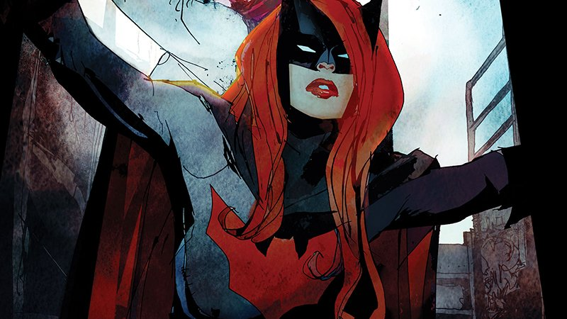 Batwoman TV Series Coming to CW Arrowverse