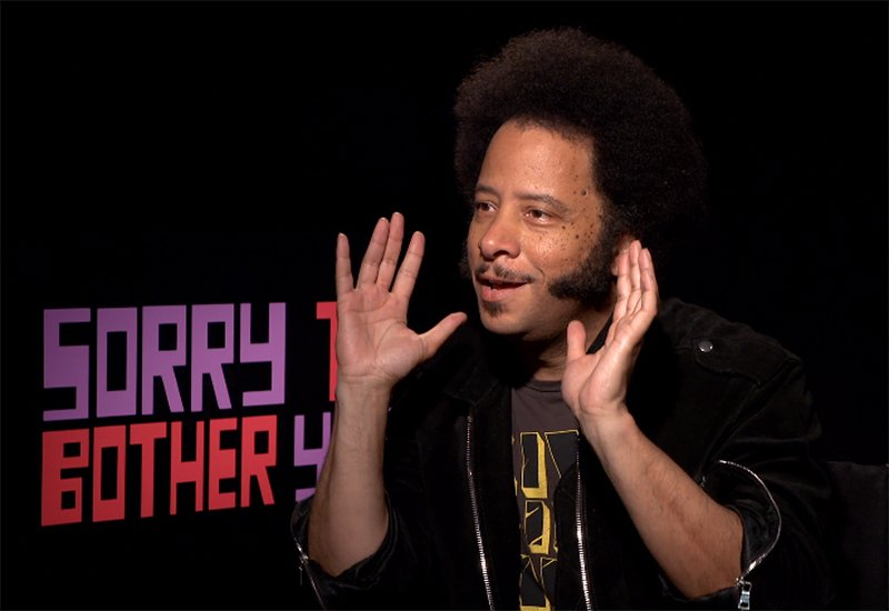 CS Video: Director Boots Riley Talks Sorry to Bother You