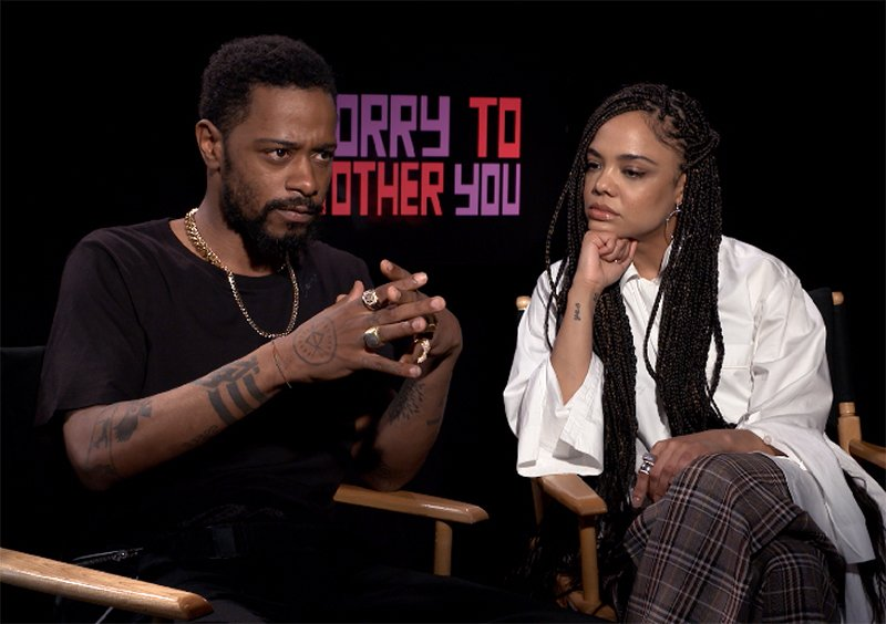 CS Video: Sorry to Bother You Cast With Stanfield, Thompson & More