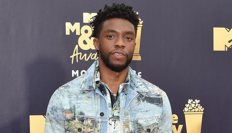Chadwick Boseman To Star & Produce In Upcoming Action-Thriller