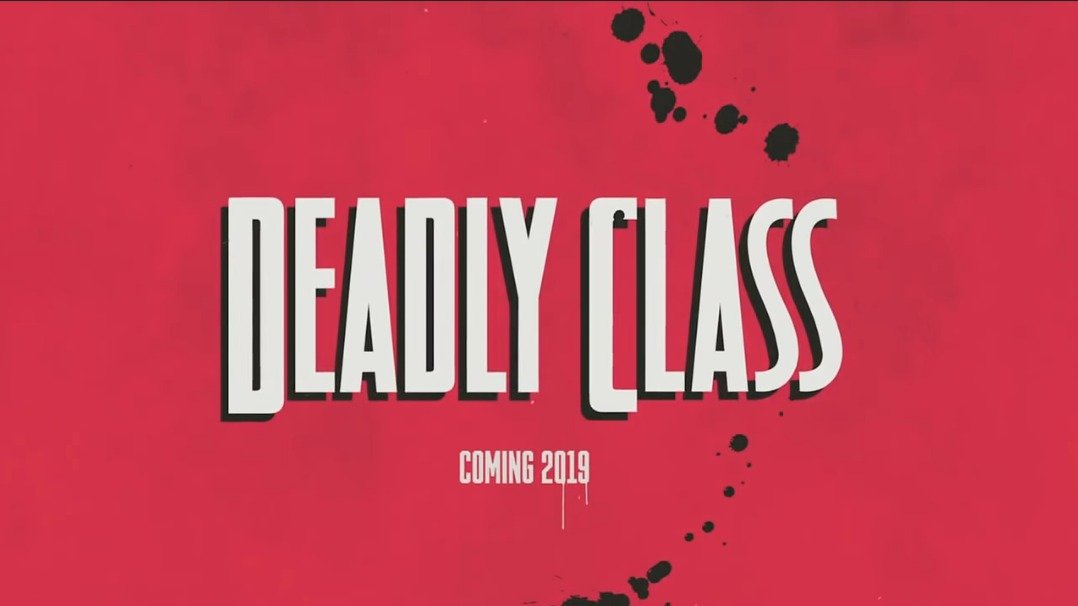 New Deadly Class Teaser Promos Welcomes You to the Academy