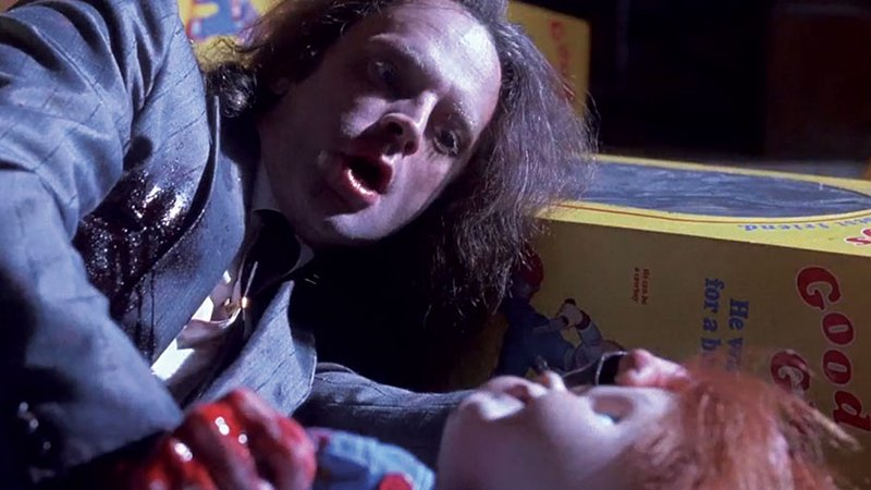 Brad Dourif to Return as the Infamous Voice of Chucky in TV Series