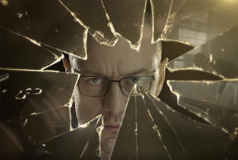 Watch the Glass Teaser Featuring James McAvoy's Beast