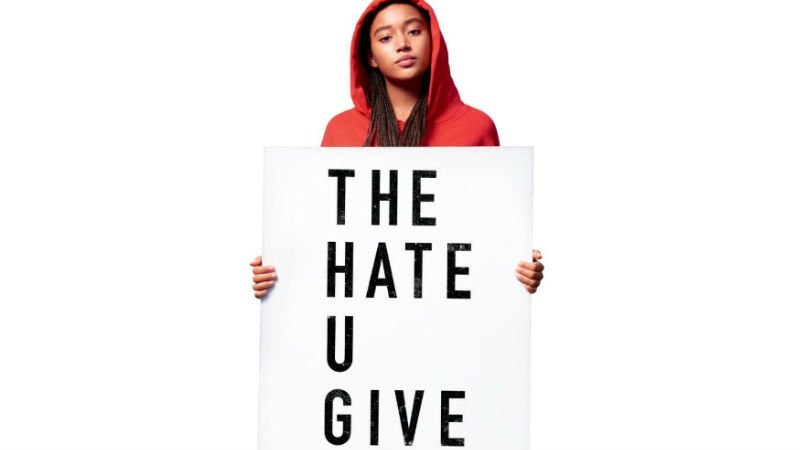 Image result for the hate u give poster