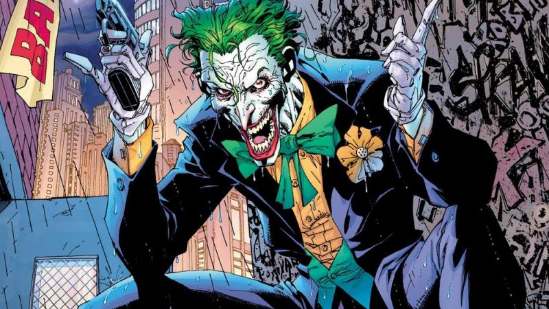 Joker Movie Release Date Set for October 2019