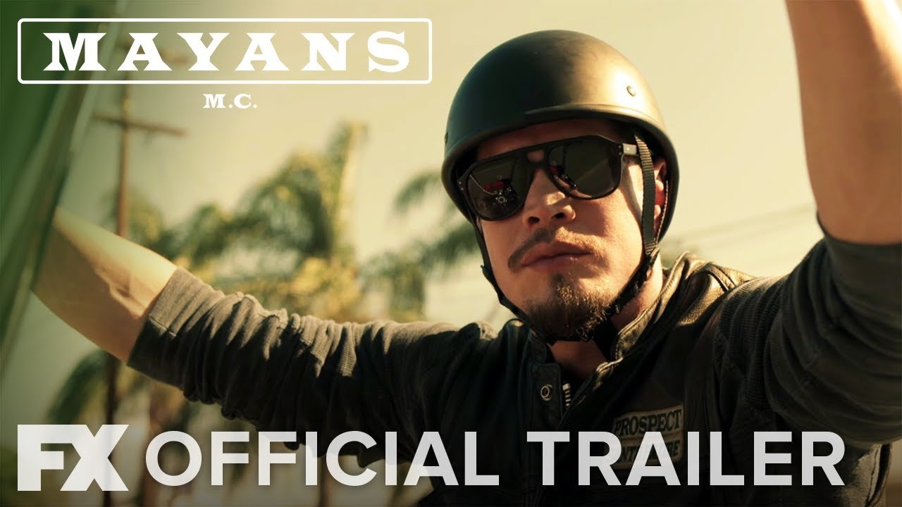 Sons of Anarchy spinoff Mayans MC launches first trailer