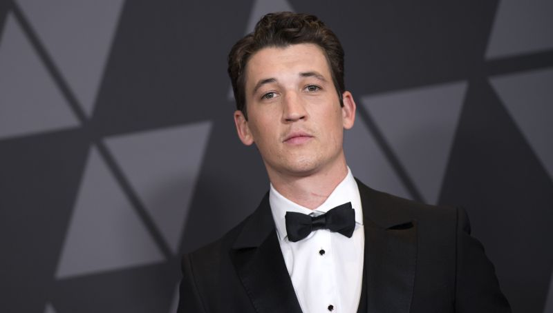 Miles Teller joins Tom Cruise's 'Top Gun: Maverick' as Goose's son