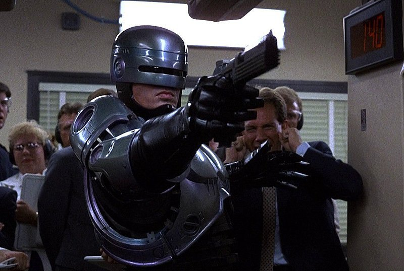 Neill Blomkamp to direct RoboCop Returns